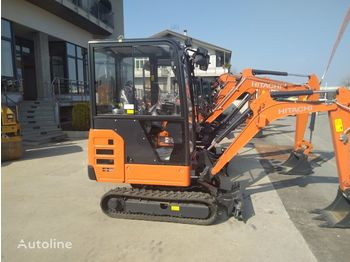 HITACHI ZX 19-6 - mini excavator